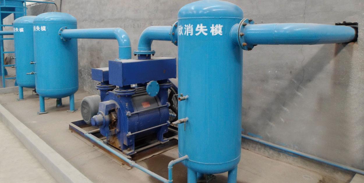 Look! Hebei Ruio lost foam sent a batch of equipment!