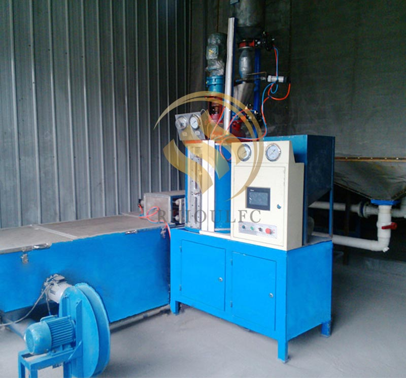 Steam Full Automatic Pre-Foaming Machine