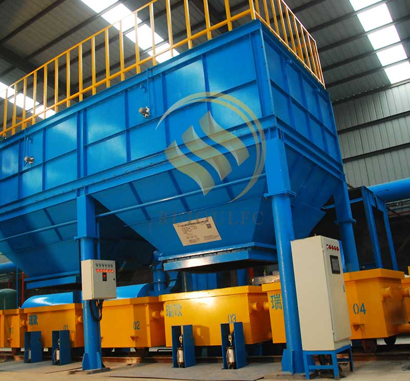 Sand Storage Hopper