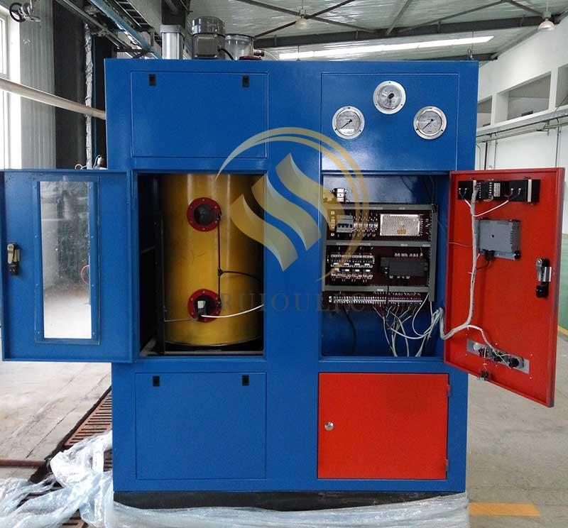 Electric&Steam Full Automatic Pre-Foaming Machine
