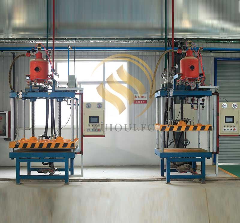 Screw Molding Machine