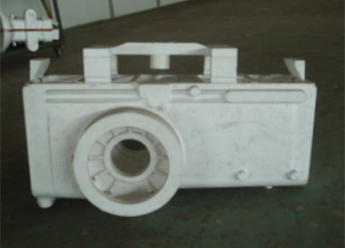 Axis Of Rotation Box In Lost Foam Casting Process Design