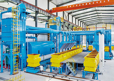 The Application of Lost Foam Casting Process in the Production of Electric Power Fittings
